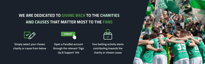Start Giving Back